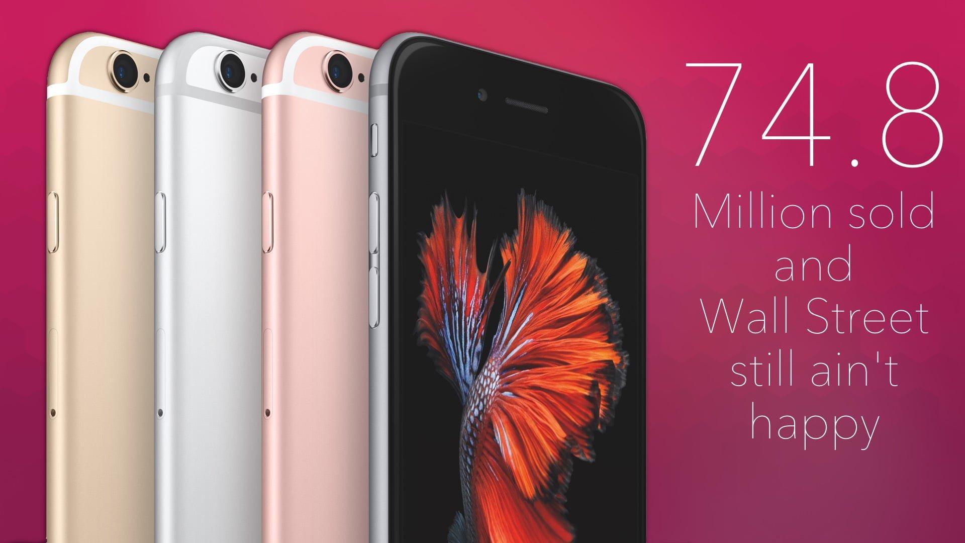 Apple Quaterly Report